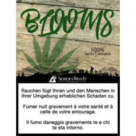 "Blooms ""Green"""