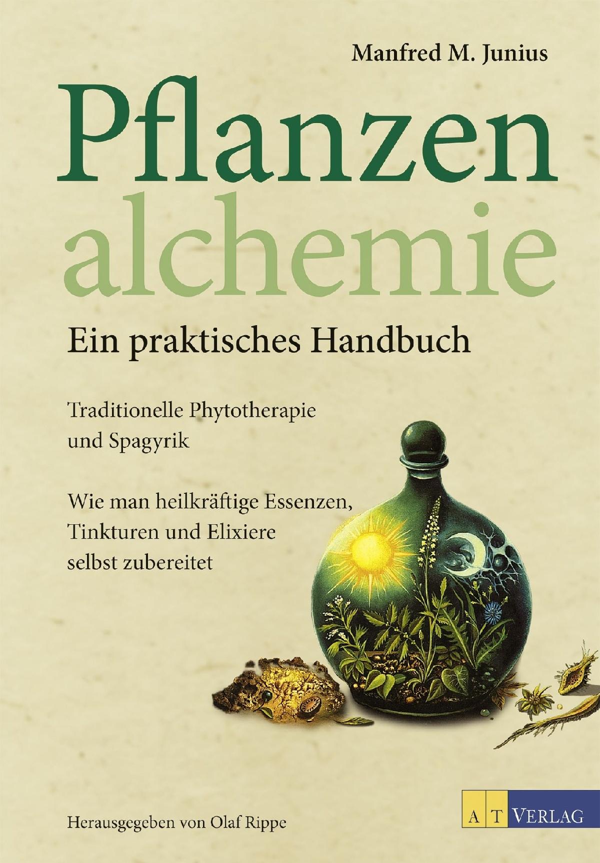 Neu Pflanzenalchemie